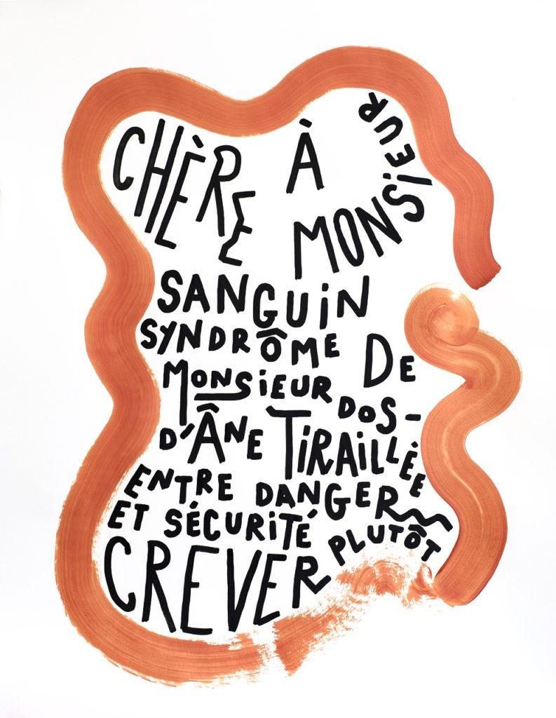 Créations Graphiques art artiste paris affiche