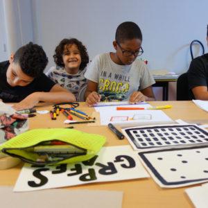 Ateliers éducatifs