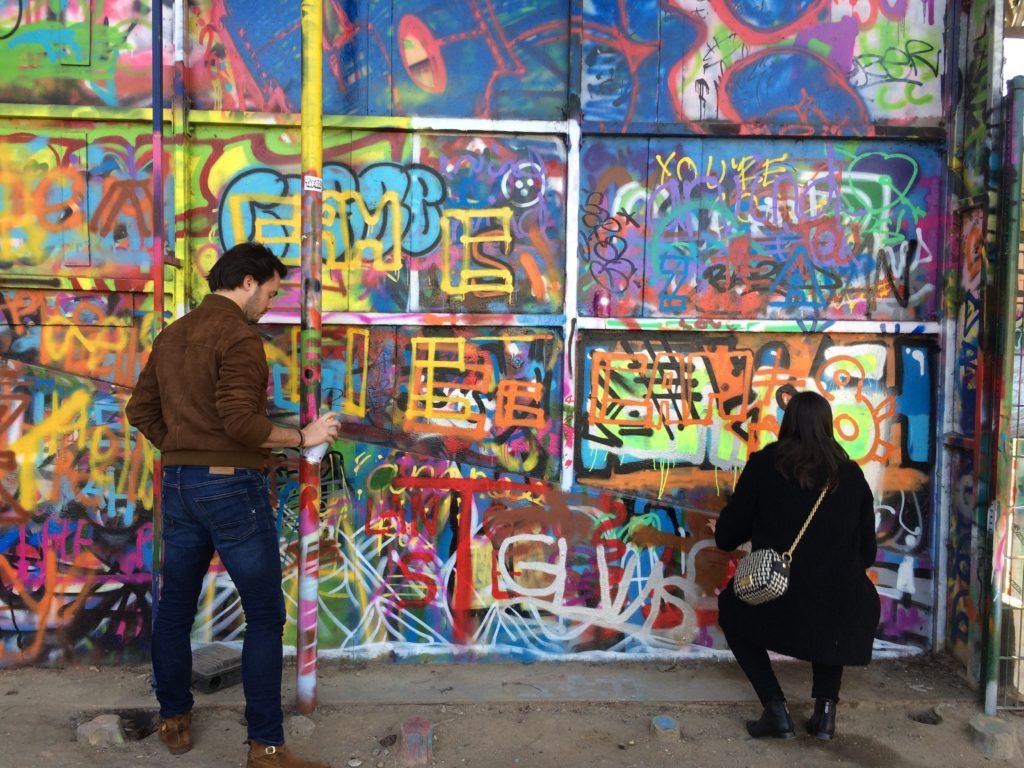atelier street art graffiti paris skatepark amis