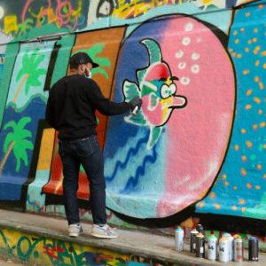 Ckeja_Bercy_2021_GraffitiParis © Graffiti Paris