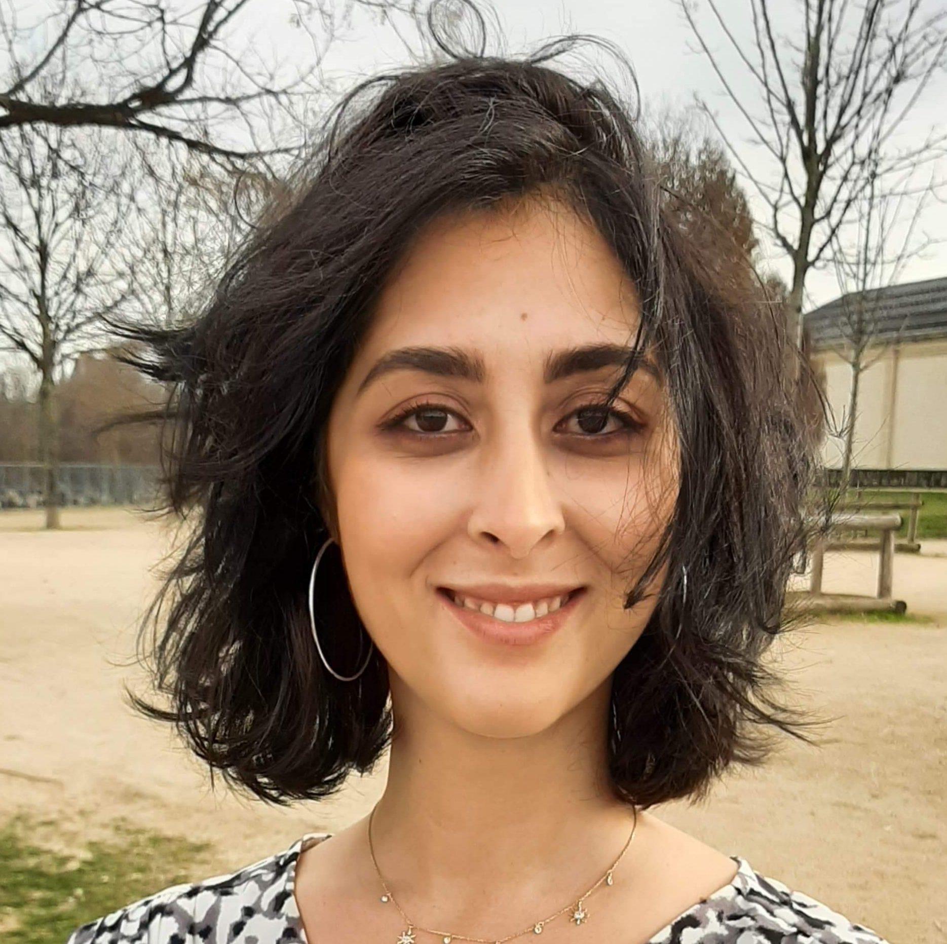 Portrait photo Samia Majid